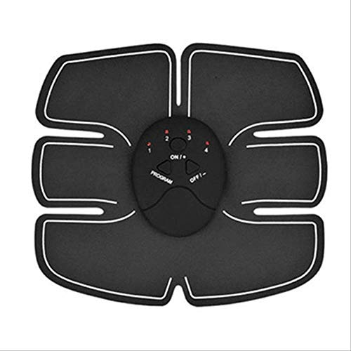 RTGFS Smart EMS Muskelstimulator ABS Bauchmuskeltrainer Toner Body Fitness Hüfttrainer Shaping Patch Sliming Trainer UnisexABSonly