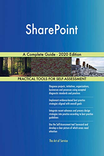 SharePoint A Complete Guide - 2020 Edition (English Edition)