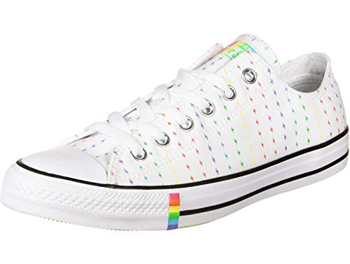 Converse All Star Pride Ox Boys Sneakers White