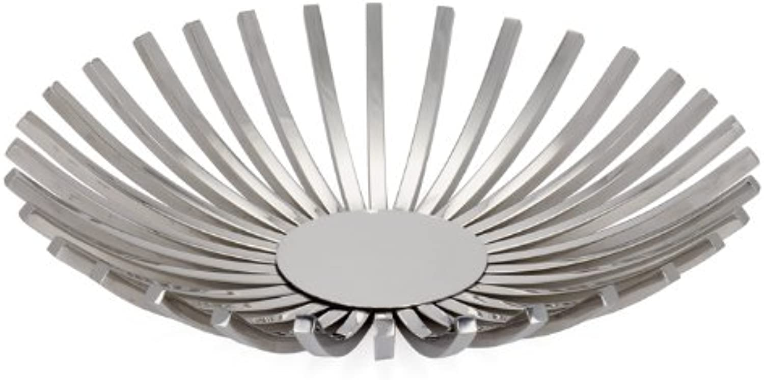 Torre & Tagus 900532 Divide Stainless Steel Round Platter