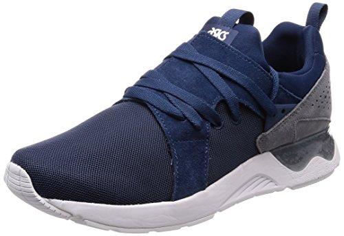 Asics Tiger Gel Lyte V Sanze Schuhe Dak Blue/Stone 45 EU