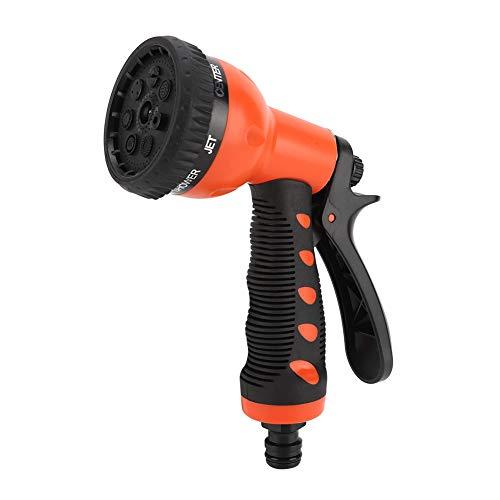 Mumusuki Pistola de riego Multifuncional de riego por aspersión de Agua de Alta presión para el Lavado de Autos, Limpieza, riego de césped y jardín
