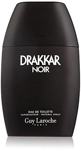 Guy Laroche Drakkar Noir Eau De Toilette Spray für Männer, 3,4Flüssigunze