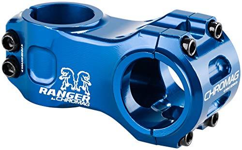 CHROMAG Ranger V2 - Attacco diretto per MTB/MTB, diametro: 31,8 mm, unisex, blu, 40 mm
