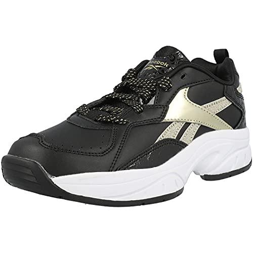 Reebok Girl's Shoes Training Athletics Kids Running Xeona Sports Fitness (Black, Numeric_7)