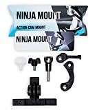 NINJA MOUNT ProAdapter Set – Compatibile con Fox® Proframe & GoPro®