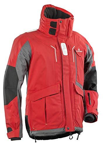 PLASTIMO(プラスチモ) アクティブ セーリングジャケット 全天候対応(インショア、オフショア) 三層生地(撥水加工、防水・通気加工、インナー裏地) M