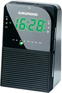 Grundig Sonoclock 790 DCF, 95 x 75 x 150 mm, Negro, Gris - Despertador (B0041D7ZA0) | Amazon price tracker / tracking, Amazon price history charts, Amazon price watches, Amazon price drop alerts