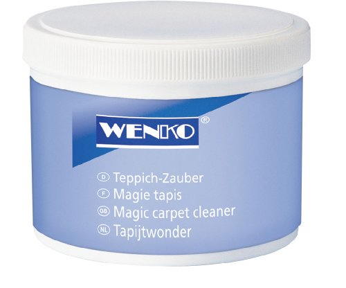 WENKO Teppich-Zauber 1000 ml Fassungsvermögen: 1 l, Chemische Zusammensetzung, 12 x 11.5 x 12 cm