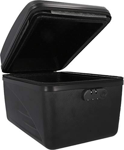 Fischer geïsoleerde bagagedragerbox, houdt warm en koud, inhoud 25 liter, eenvoudige montage en demontage op de bagagedrager