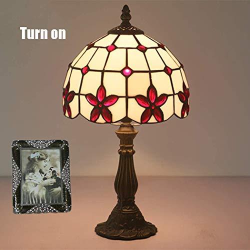 Lámpara De Mesa Tiffany...