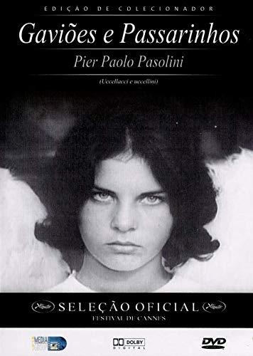 Gaviões e Passarinhos - Edição de Colecionador - ( Uccelalacci e Uccellini ) Pier Paolo Pasolini