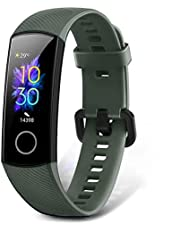 HONOR Band 5 Activity Tracker, Uomo Donna Smartwatch Orologio Fitness Cardiofrequenzimetro da Polso Impermeabile Smart Watch 0.95 Pollice Schermo a Colori