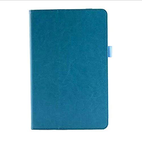 GOGODOG LG G PAD 10.1 Hülle Ultra dünn Stoßstange Ganzkörper Schutz Leder 10.1 Zoll Halterung Schutzhülle Tablet Halter Shell Protector LG V700 (Dunkelgrün)