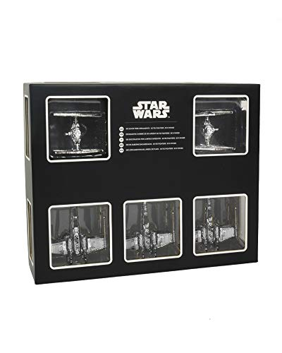 Star Wars: Tree Ornaments Pack Silver