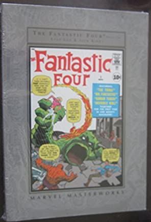 Title: THE FANTASTIC FOUR (NOS 1 - 10) by STAN AND JACK KIRBY LEE(1905-06-25)