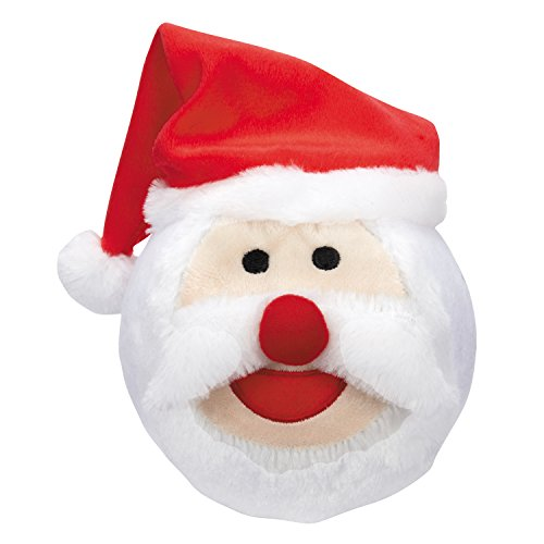Grigggles snowball gang santa toy