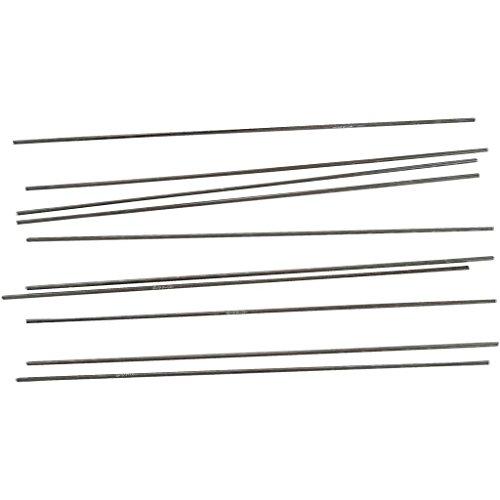 Metallstange, Durchmesser: 2 mm, 10 Stück