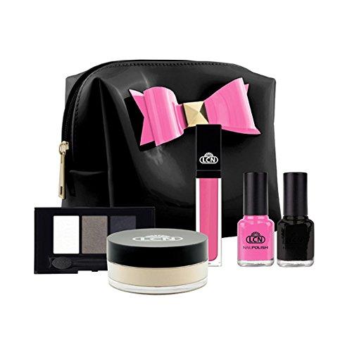 LCN Trendset Make-up 'Industrial Innocence' 6tlg. - 2x Nail Polish, 1x Lipgloss, 1x Powder, 1x...