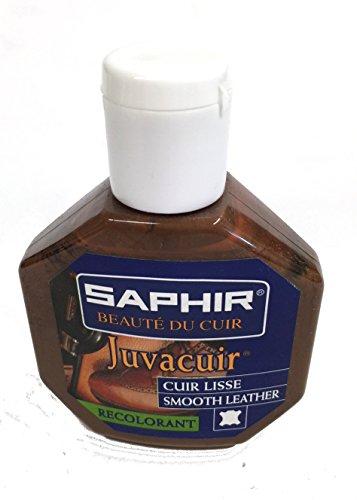 Juvacuir Saphir Schuhpflege/Lederpflege/Schuhcreme, - NOISETTE 38 - Größe: 75 ml