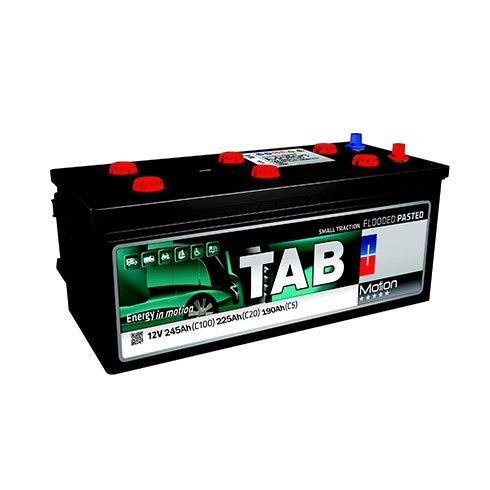 Bateria Solar Monoblock 250Ah Tab Motion Bateria Solar 12v Uso para instalaciones Solar