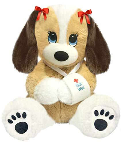First & Main 13' Melancholy Melanie Puppy Dog