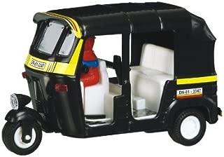 Shinsei Toys Auto Rickshaw, Yellow (Big)