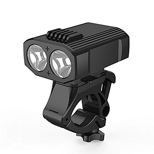 Ljmm888 Bicycle Riding Lights USB Charging Glare LED Mountain Bike Headlights Riding Equipment Flashlight