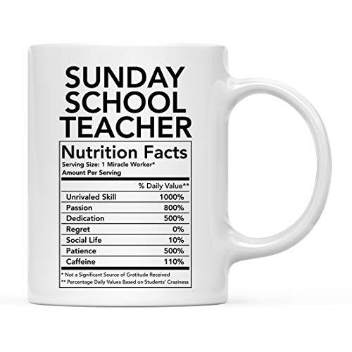 Andaz Press Funny 11oz. Ceramic Coffee Tea Mug