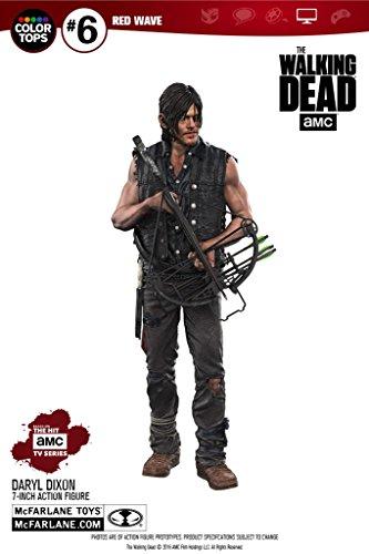 Walking Dead Daryl Dixon Colour tops Collector Edition