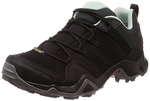 adidas Terrex Ax2r Gtx W, Women's Low Rise Hiking Boots, Black (Negbás/Negbás/Vercen 000), 4 UK (36 2/3 EU)
