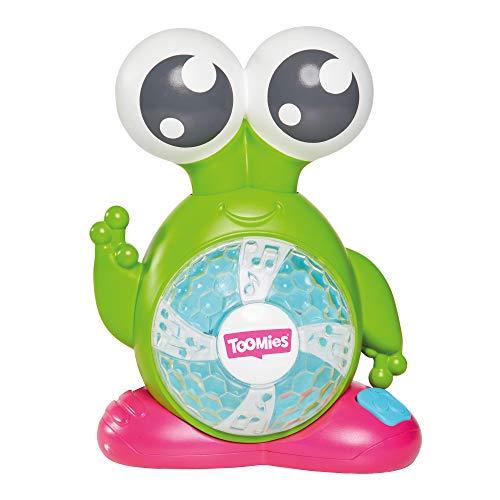 TOMY Toomies Licht & Sound-Alien Baby-Spielzeug mit Musik- und Lichtfunktion - hochwertiges Kleinkindspielzeug - für Babies und Kleinkinder ab 18 Monate - ideal als Geschenk