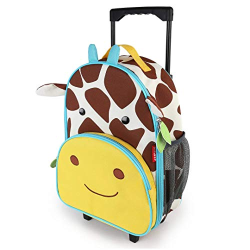 Mala de Rodinha Girafa Jules Giraffe Zoo Skip Hop Infantil