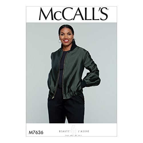 McCall Patterns Misses Bomber-Style Jacket