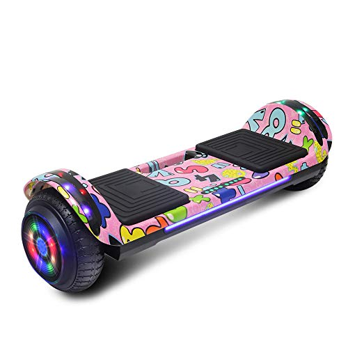 cho Hoverboard Hover Board Electric Scooter Two-Wheel Smart Self Balancing Speaker (Image 4)