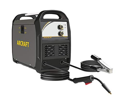 ARCRAFT Inverter Flux Core 140 Welder, 110V/120V,...