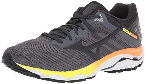Mizuno Men's Wave Inspire 16 Road Running Shoe, Castlerock-Phantom, 6 UK