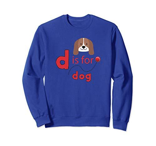 D es para diseño de pelota de tenis para perros Sudadera