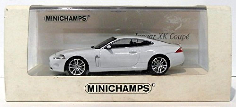 Minichamps 1 43 Scale Diecast 436130500  Jaguar XK Coupe  White