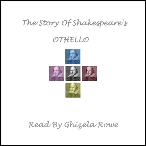 The Story of Shakespeare's Othello audiobook cover art