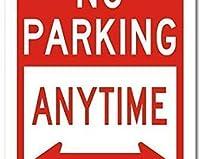 車内でのキャンプや睡眠 メタルポスタレトロなポスタ安全標識壁パネル ティンサイン注意看板壁掛けプレート警告サイン絵図ショップ食料品ショッピングモールパーキングバークラブカフェレストラントイレ公共の場ギフト