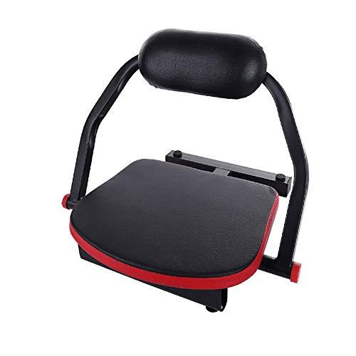 YHLZ Meditation Stuhl, Bauch Fitness Stuhl, Multifunktionsrückenbrett Folding Sport Stuhl Startseite Assisted Fitnessgeräte Kleine Größe leicht zu tragen