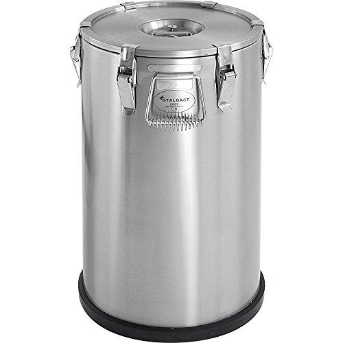 Stalgast Thermobehälter aus rostfreiem Edelstahl, 20 Liter