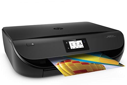 HP ENVY Photo 4527 All-in-One - Impresora multifunción (Inyección de tinta A4, Wi-Fi, Imprime, Escanea, Copia, pantalla LCD, USB 2.0, 4ppm, 360 MHz), Negro