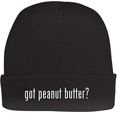got Peanut Butter? - A Nice Beanie Cap, Black, OSFA