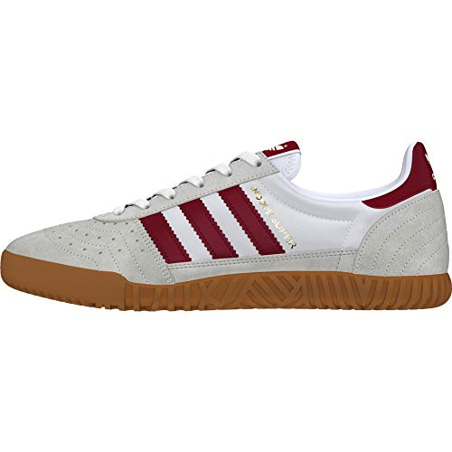 Adidas ORIGINALS Indoor Super - beige/weinrot - EU 46 2/3