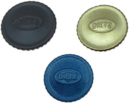 NEW before selling Dietz Max 75% OFF Filler Cap Black