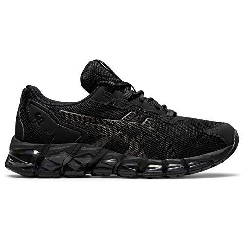 ASICS Gel-Quantum 360 6 GS, Road Running Shoe, Black/Black, 38 EU