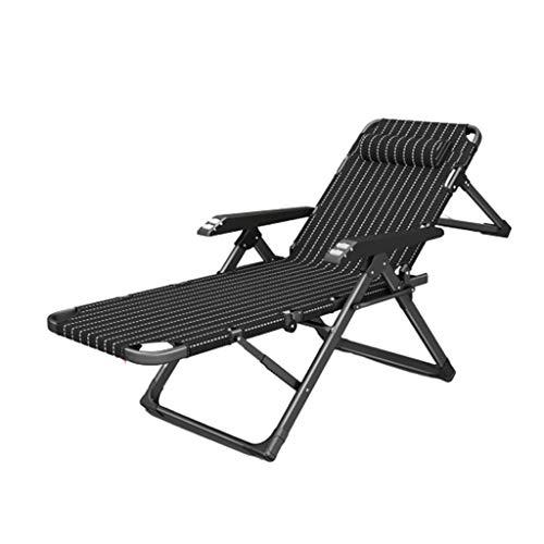 GaoXu Klappstuhl Sessel Schwerelosigkeit Falten Im Freien Liegestuhl, Tragbaren Schaukelstuhl for Camping Und Freizeit Freizeitstuhl (Color : Style1)