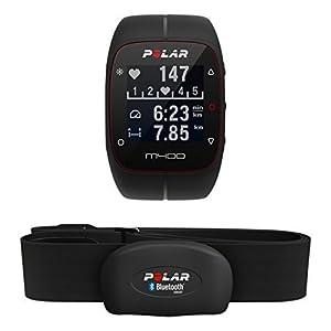 GPS integrado con tecnología de predicción por satélite Resistente al agua Duración de la batería de hasta 8 horas de entrenamiento con GPS y sensor de frecuencia cardíaca Bluetooth Smart Vueltas manuales y automáticas Cable micro USB estándar para l...